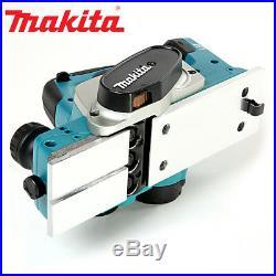 Makita DKP180Z 18V LXT Li-ion 82mm Cordless Planer Body Only Ex BKP180Z