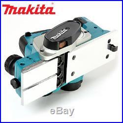 Makita DKP180Z 18V LXT Li-ion 82mm Cordless Planer Naked Body Only ex BKP180Z