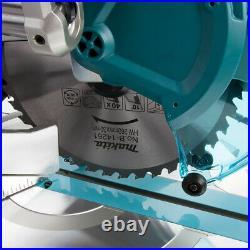 Makita DLS110Z Twin 18v 260MM Cordless Brushless Slide Compound Mitre Saw