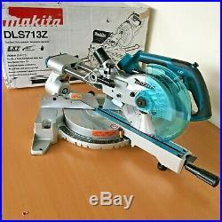 Makita DLS713Z 18v Slide Compound Mitre Saw Bare Unit 190mm BOXED