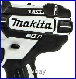 Makita DLX2131J 18v Pack White DHP482 Combi Drill Impact Driver DTD152 3.0AH