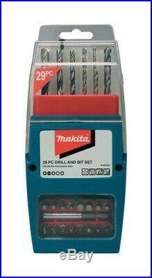 Makita DLX2145TJ 18v LXT DHP458 Combi Drill + DTD152 Impact Driver 2 x 5.0AH
