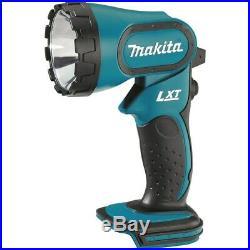 Makita DLX6017 18V LXT 6 Piece Cordless Combo Power Tool Kit 3 x 3.0Ah Batteries