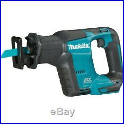 Makita DLX 18v Brushless 10 Piece LXT Tool Kit Cordless Lithium LXT 4x5.0ah