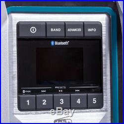 Makita DMR115 18v LXT / 10.8v CXT Bluetooth & DAB Digital Job Site Radio