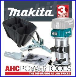 Makita DRT50Z Router/Trimmer 18V Cordless Brushless Body Only