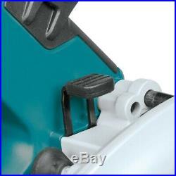 Makita DSP600PT2 36v Twin 18v Brushless Plunge Cut Circular Saw 2x Guide Rails