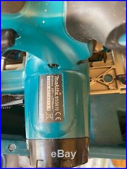 Makita DSS610 18V LXT Li-ion Cordless Circular Saw CASE & Charger No Batterys