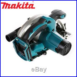 Makita DSS611Z 18V Li-ion 165mm Cordless Circular Saw Body Only
