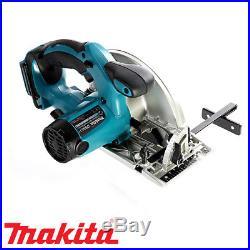 Makita DSS611Z 18v XR 165mm Circular Saw + 165mm x 20mm x 24T + 48T + 60T Blades