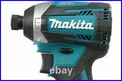 Makita DTD153Z 18V LXT Lithium Brushless Impact Driver Bare Unit + Makpac Case