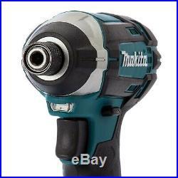 Makita DTD155Z 18v Blue Cordless Brushless Impact Driver + Assist Mode DTD155Z