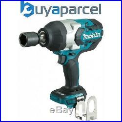 Makita DTW1001Z 18v LXT Cordless Brushless Impact Wrench 3/4 Drive Bare Unit