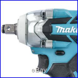 Makita DTW285Z 18V Li-ion Cordless Impact Wrench Body + Free Tape Measures 8M