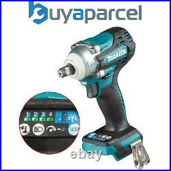 Makita DTW300Z 18v LXT Brushless Impact Wrench 1/2 Drive 4 Speed Bare Tool