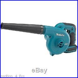 Makita DUB182Z Cordless LXT 18V Jobsite Blower Bare Tool 18Volt BUB182 Leaf