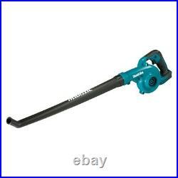 Makita DUB186Z 18v Cordless Garden Leaf Blower Vacuum + Collection Bag Bare