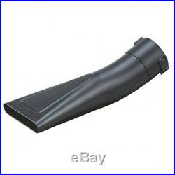 Makita DUB362Z Twin LXT 18v / 36v Lithium Brushless Leaf Blower + Flat Nozzle