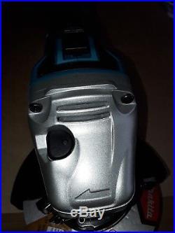 Makita Dga454z 18v 115mm Brushless Lxt Angle Grinder Body Only Inc Case & Insert