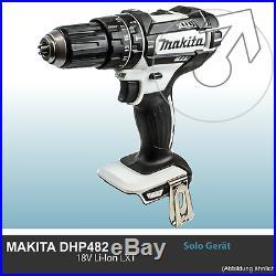 Makita Dhp482 Akkuschrauber Akkuschlagschrauber 18v Li-ion Solo Gerät