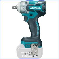 Makita Dtw285z 18 Volt Cordless Lithium Ion Brushless Impact Wrench (bare Unit)