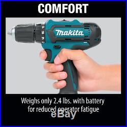 Makita FD05 DT03 TOC 12V Tool Combo & Contractor Bag withFull Warranty NEW