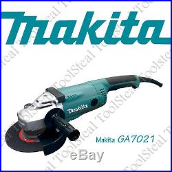 Makita GA7021 7 15 AMP Motor and Labyrinth Construction Grinder With Warranty