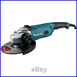 Makita GA9020 240v 230mm 9inch angle grinder 3 year warranty available