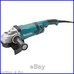 Makita GA9031Y 9 15 Amp Angle Grinder with No Lock-On Electric Corded