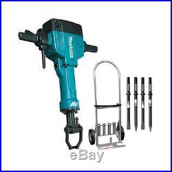 Makita HM1810X3 120-Volt 15.0 AMP Professional 70 lb. AVT Corded Breaker Hammer