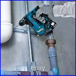 Makita HR140DSMJ 12v CXT SDS Rotary Hammer Drill Compact 2 x 4.0ah