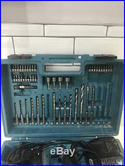 Makita HR166D Brushless 10.8V SDS Rotary Hammer Drill 2X2.0Ah Batteries+Charger