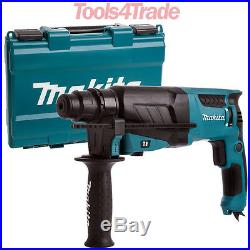 Makita HR2630 3 Mode SDS + Rotary Hammer Drill 110V Replaces HR2610