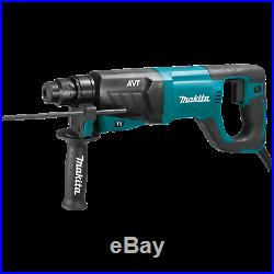 Makita HR2641 1 AVT Rotary Hammer Accepts SDS PLUS Bits D Handle withFull Warrant