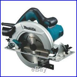 Makita HS7611J 240v Circular Saw 190mm 1600w 5500 RPM Includes MakPac Case