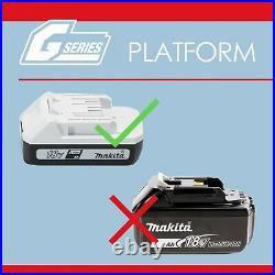 Makita JV183D 18v Cordless Li-Ion Jigsaw Bare Unit BL1813G Compatible G Series