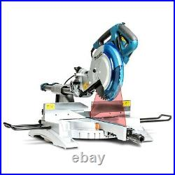 Makita LS1018L 240v 260mm Laser Bevel Sliding Mitre Saw with Blade and Leg Stand