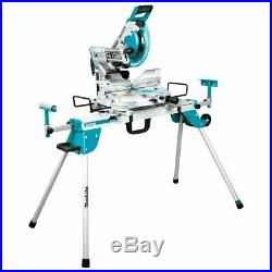 Makita LS1019LX 10-Inch Dual-Bevel Sliding Compound Miter Saw with Laser and Stand
