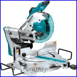 Makita LS1019L 10 Dual-Bevel Sliding Compound Miter Saw With Laser New