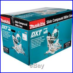 Makita LS1019L 10 in. Dual-Bevel Sliding Compound Miter Saw with Laser New
