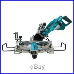 Makita LS1219LX 12 Inch Dual Slide Compound Miter Saw with Laser and Stand