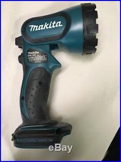 Makita LXT601 18V LXT 6-Piece Combo Kit. Sawzall, Angle Grinder, Drill, Impact++