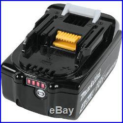 Makita LXT 18V 4.0 Ah Li-Ion BL Impact Driver/Hammer Drill Kit XT218MB New