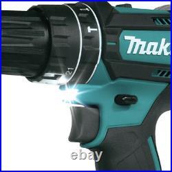 Makita Li-Ion Compact Hammer Driver-Drill Kit XPH10R-R Certified Refurbished