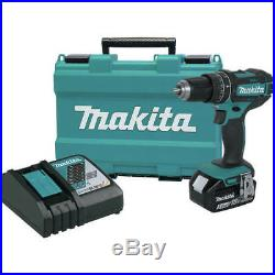 Makita Lithium-Ion Cordless Hammer Driver-Drill Kit XPH102-R Recon