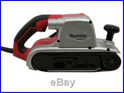 Makita M9400 4 100 x 610mm Heavy Duty Belt Sander & Dust Bag 240v + Belt 9404