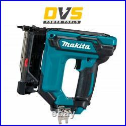 Makita Pt354dz 35mm 10.8v Li-ion Cxt Second Fix Cordless Pin Nail Gun Body Only