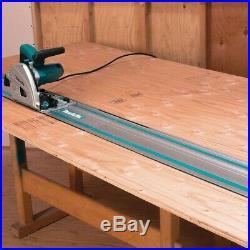Makita SP6000K1 Plunge Cut Circular Saw 165mm 110v + 2 x Rails + Clamp + Bag