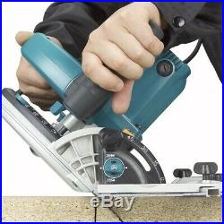 Makita SP6000K1 Plunge Cut Circular Saw 165mm 240v + 2 x Rails + Clamp + Bag