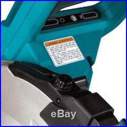 Makita Sliding Compound Miter Saw Built-in Laser 10 in. 36V Brushless Cordless